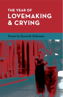 book cover, The Year of Lovemaking and Crying, new